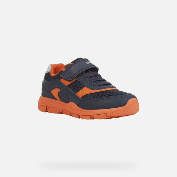 BOY SNEAKERS GEOX NEW TORQUE BOY - 3