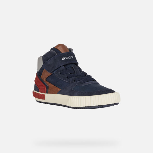 SNEAKERS BOY GEOX ALONISSO BOY - 3