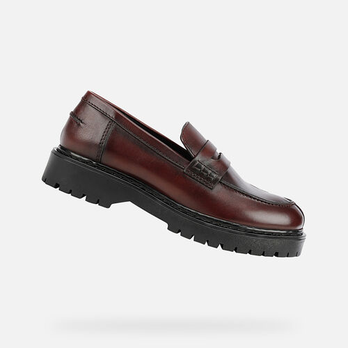LOAFERS WOMAN GEOX BLEYZE WOMAN - null