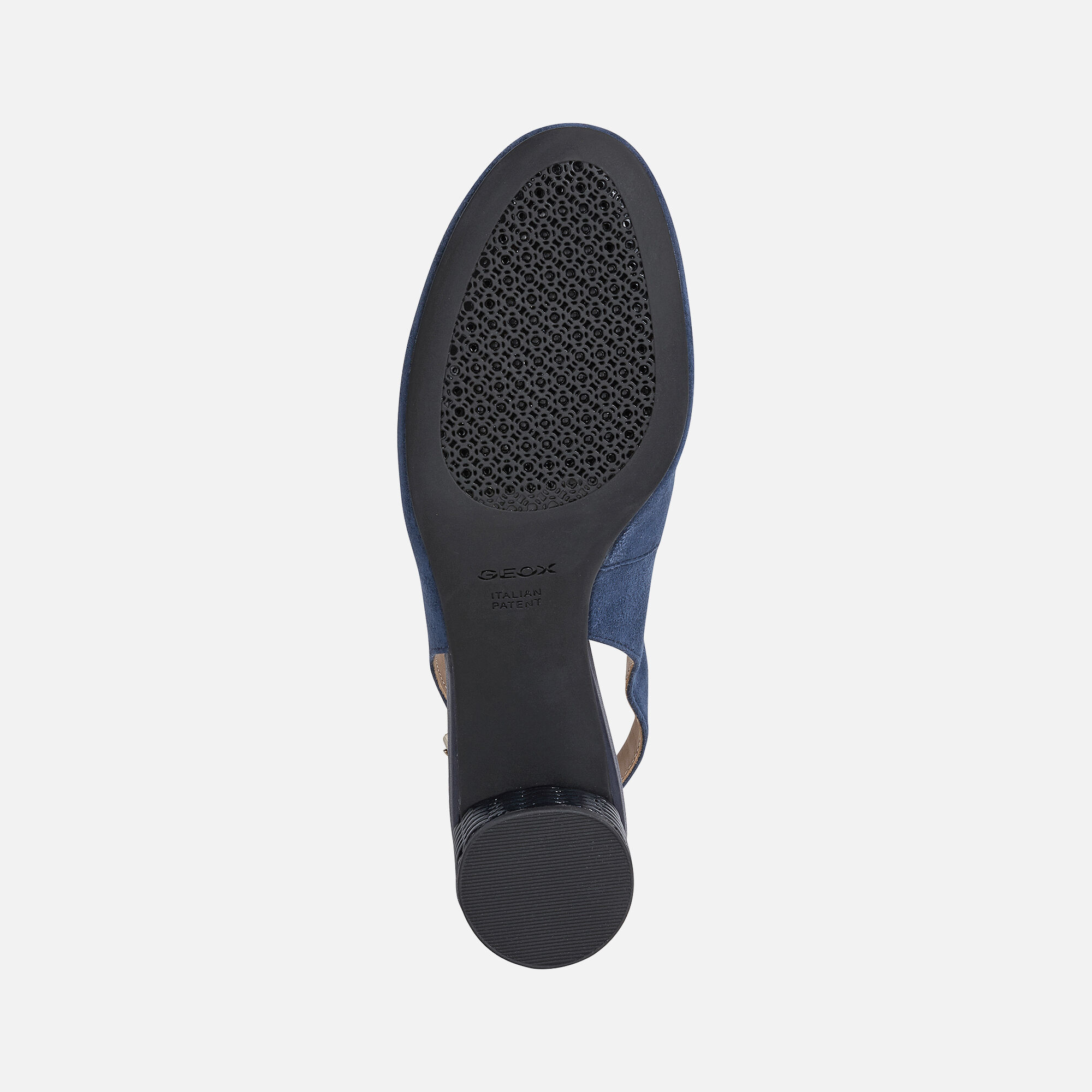 Geox ORTENSIA Woman: Blue Shoes | Geox ® Official Store