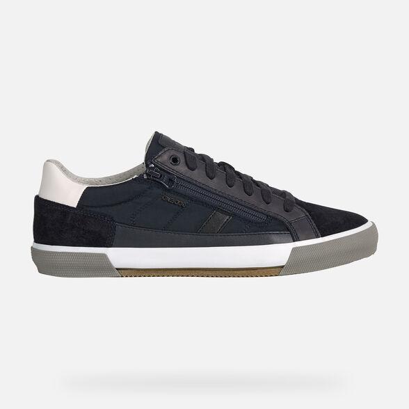 bicapa Devastar atómico  Geox KAVEN Man: Navy Sneakers | Geox Spring/Summer