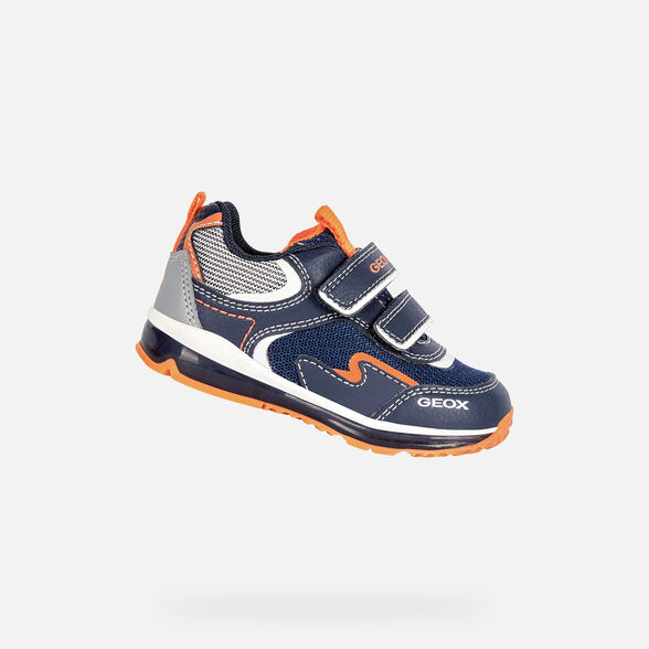 BABY LIGHT-UP SHOES GEOX TODO BABY BOY  - 1