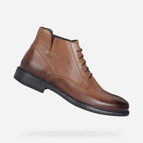 BOOTS MAN GEOX TERENCE MAN - null
