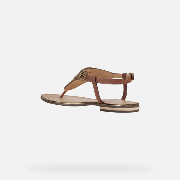 WOMAN SANDALS GEOX SOZY PLUS WOMAN - 4