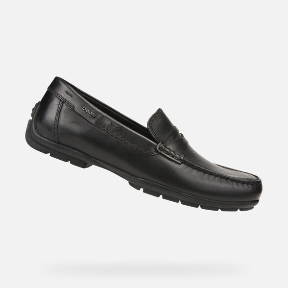MAN LOAFERS GEOX MONER 2FIT WIDE MAN - 1