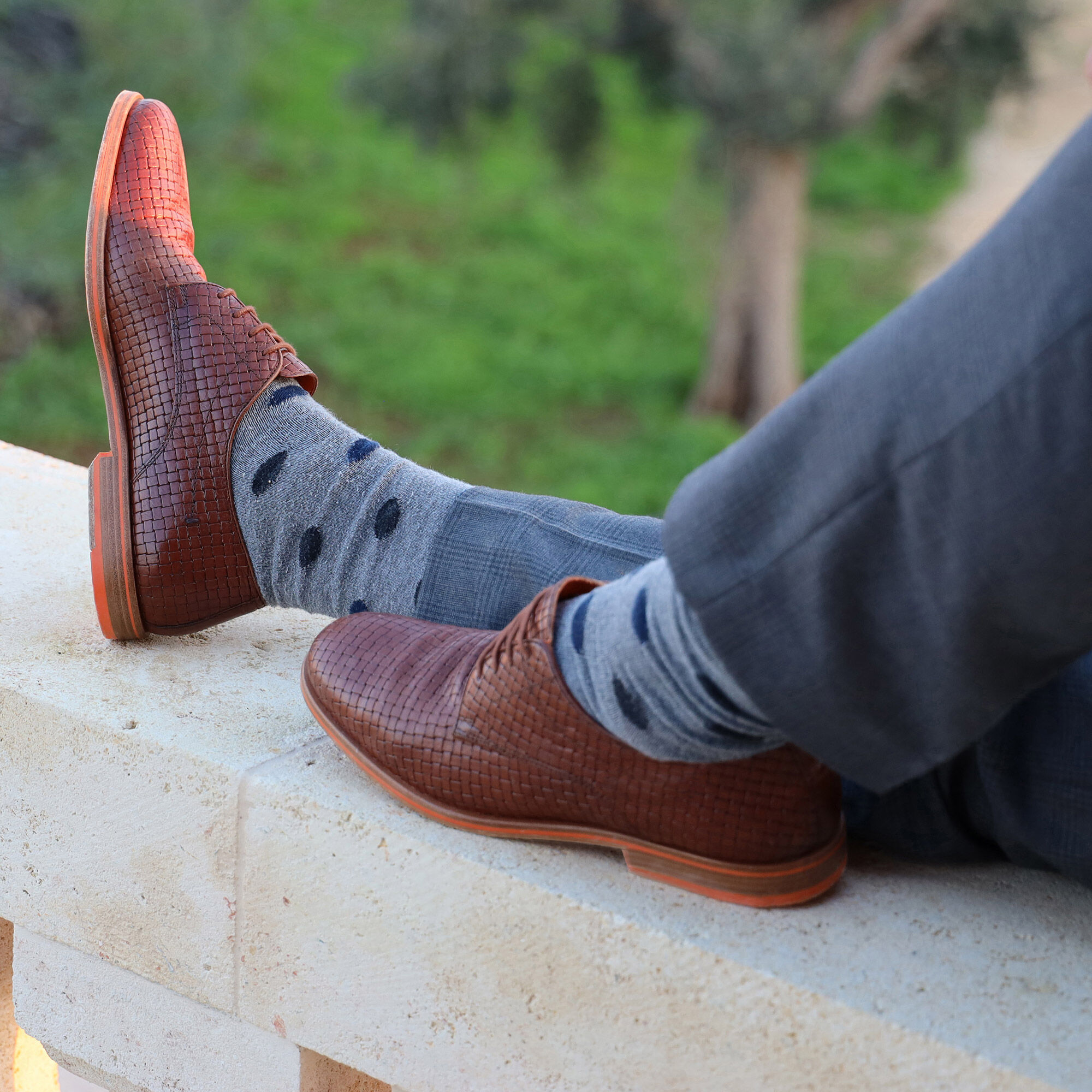 Geox U BAYLE: Dark brown Man Shoes | Geox SS19