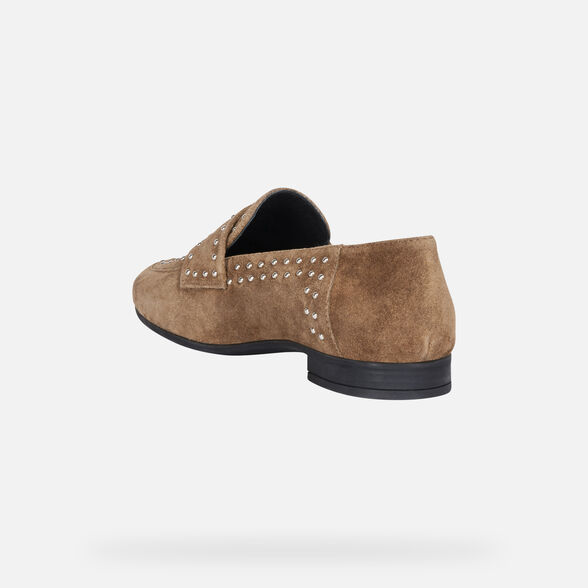 LOAFERS WOMAN GEOX MARLYNA WOMAN - 4