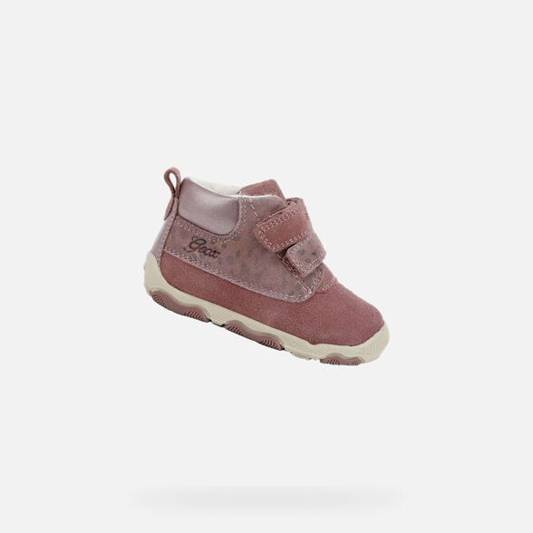 FIRST STEPS BABY GEOX NEW BALU BABY GIRL - 1