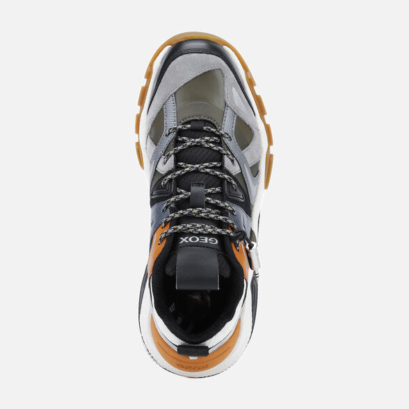 SNEAKERS MAN GEOX T01 PHONICA - 6