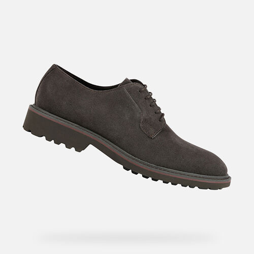 CHAUSSURES DÉCONTRACTÉES HOMME GEOX CANNAREGIO HOMME - null