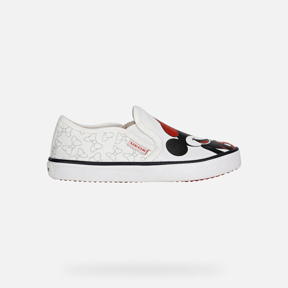 SNEAKERS GIRL GEOX KILWI GIRL - 2