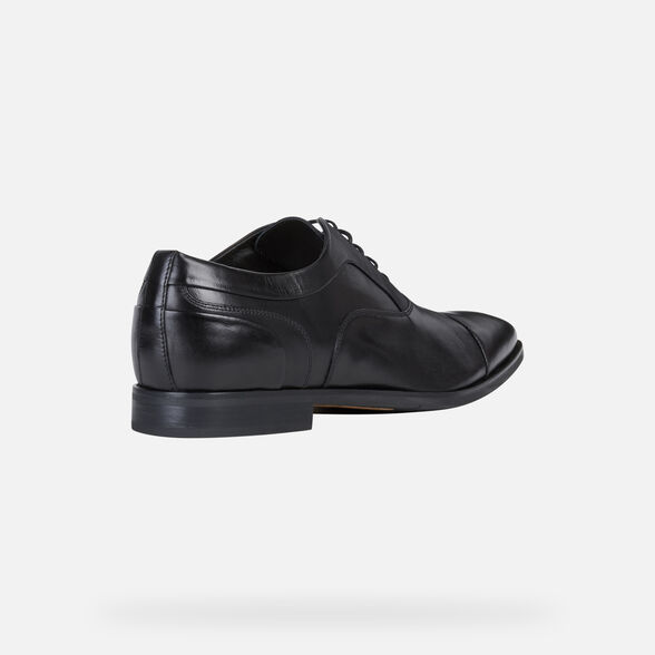 FORMAL SHOES MAN GEOX NEW LIFE MAN - 5