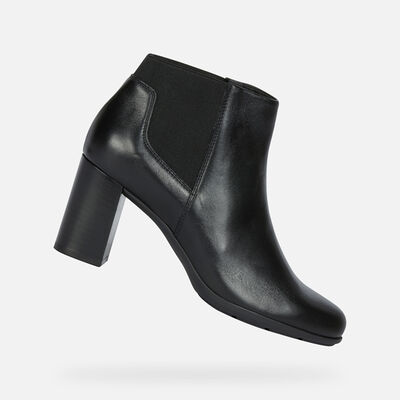 ANKLE BOOTS WOMAN GEOX NEW ANNYA WOMAN