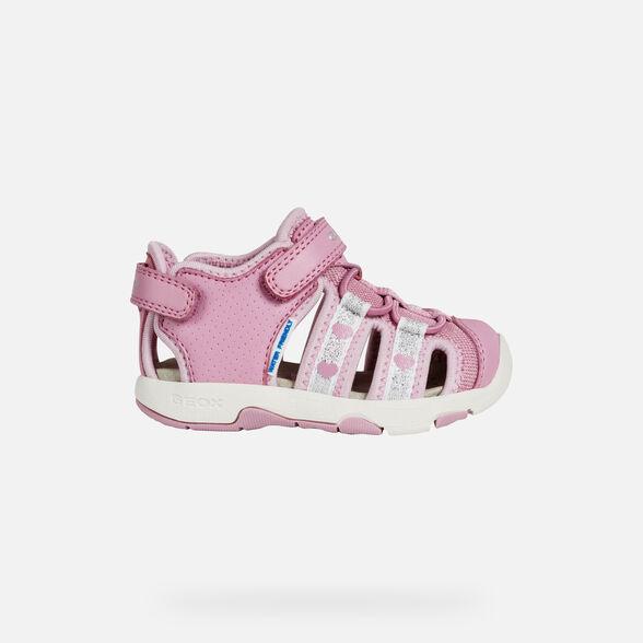 CLOSED-TOE BABY BABY MULTY GIRL - 2