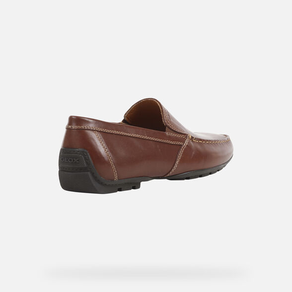 MAN LOAFERS GEOX MONER MAN - 5