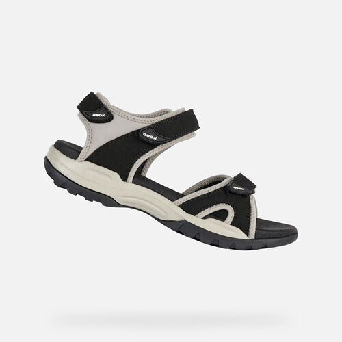 SANDALS WOMAN GEOX BOREALIS WOMAN - null