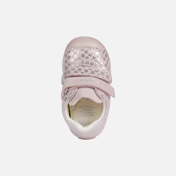 BABY FIRST STEPS GEOX TUTIM BABY GIRL - 6