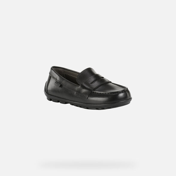BOY LOAFERS GEOX NEW FAST BOY - 3
