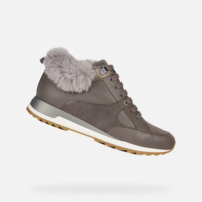 SNEAKERS WOMAN GEOX ANEKO ABX WOMAN