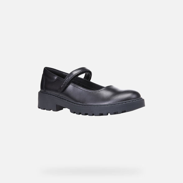 CHAUSSURES POUR UNIFORME FILLE GEOX CASEY FILLE - 4