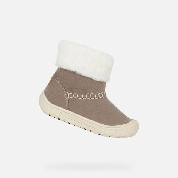 ANKLE BOOTS BABY GEOX OMAR BABY GIRL - 1