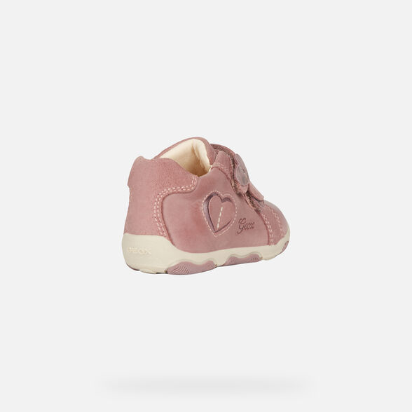 FIRST STEPS BABY GEOX NEW BALÙ BABY GIRL - 5