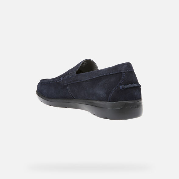 MAN LOAFERS GEOX LEITAN MAN - 4