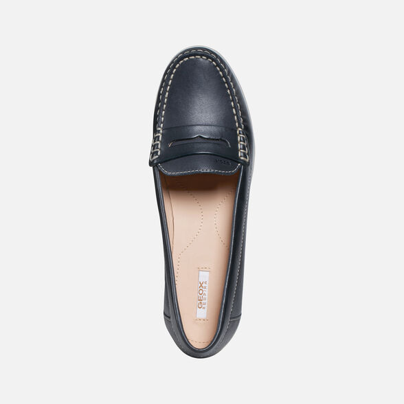 WOMAN LOAFERS GEOX ARETHEA WOMAN - 6