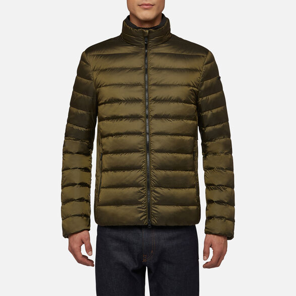 MAN DOWN JACKETS GEOX DERECK MAN - 2