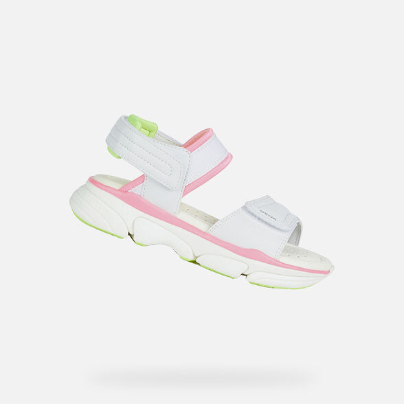 GIRL SANDALS GEOX LUNARE GIRL - 1