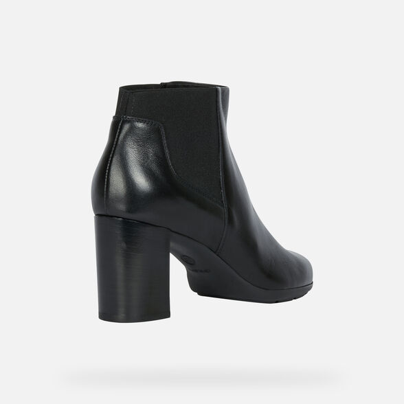 ANKLE BOOTS WOMAN GEOX NEW ANNYA WOMAN - 5
