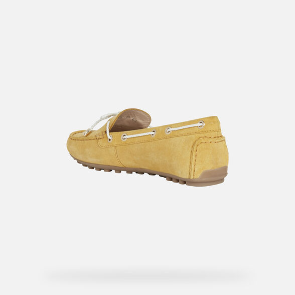 WOMAN LOAFERS GEOX LEELYAN WOMAN - 4