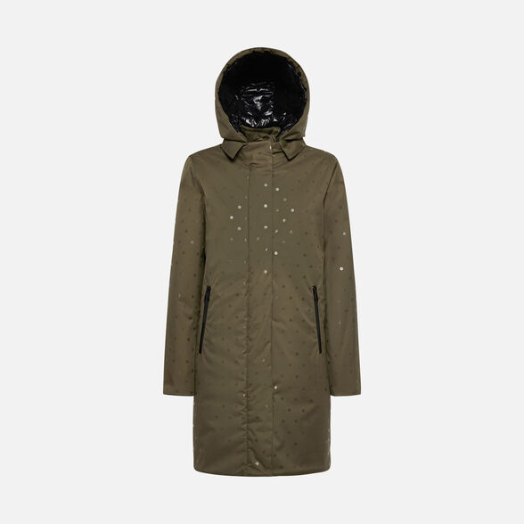 WOMAN ANORAKS GEOX GENDRY WOMAN - 1