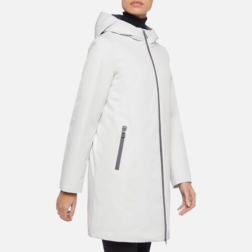 PARKAS WOMAN GEOX GENDRY WOMAN - null
