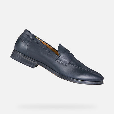 LOAFERS MAN GEOX REZZONICO MAN