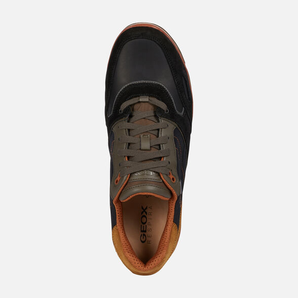 SNEAKERS MAN GEOX SANDFORD ABX MAN - 6