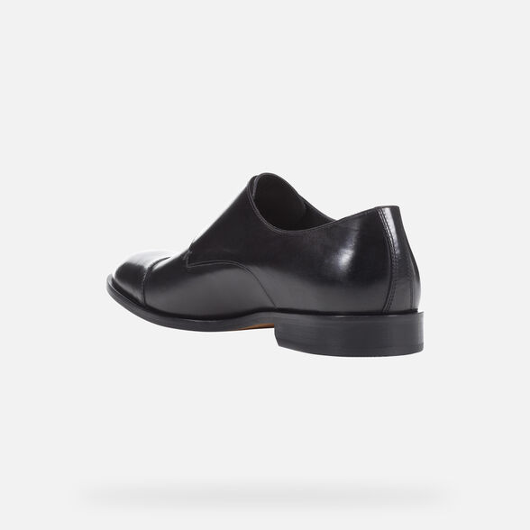 MAN FORMAL SHOES GEOX SAYMORE MAN - 4