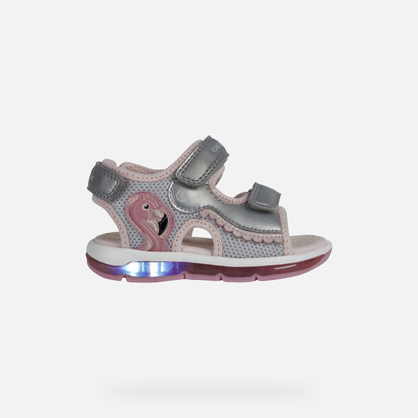 LIGHT-UP SHOES BABY GEOX TODO BABY GIRL - 8
