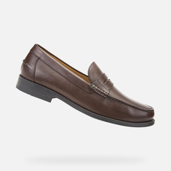 HOMME MOCASSINS GEOX NEW DAMON HOMME - 1