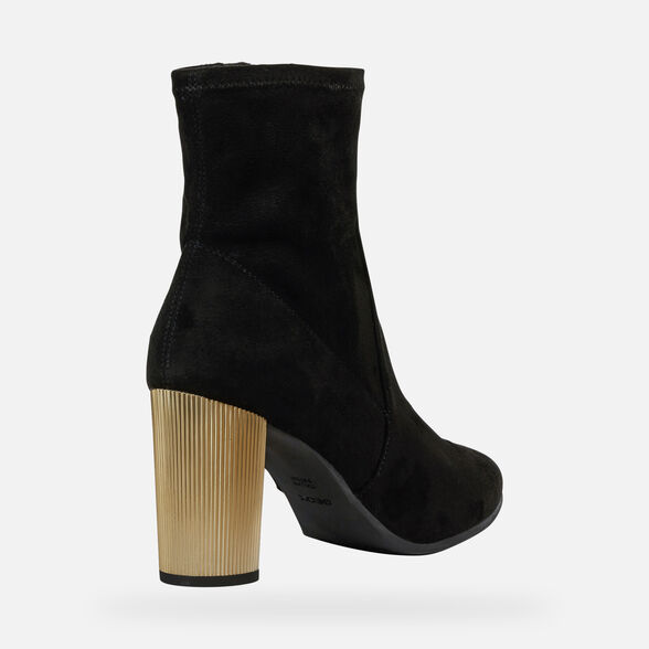 ANKLE BOOTS WOMAN GEOX PEYTHON WOMAN - 5