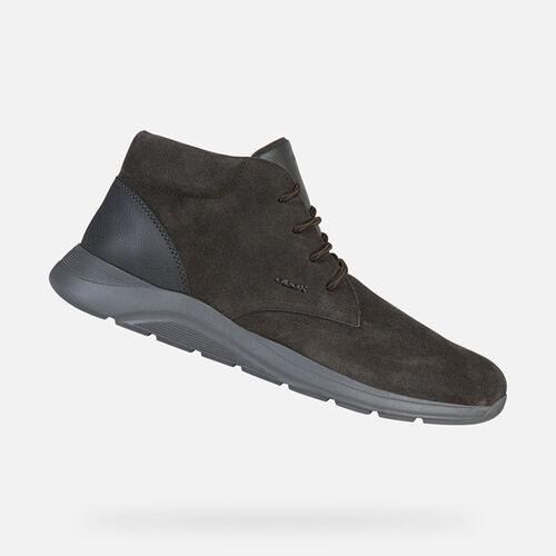 BOOTS MAN GEOX DAMIANO MAN - null