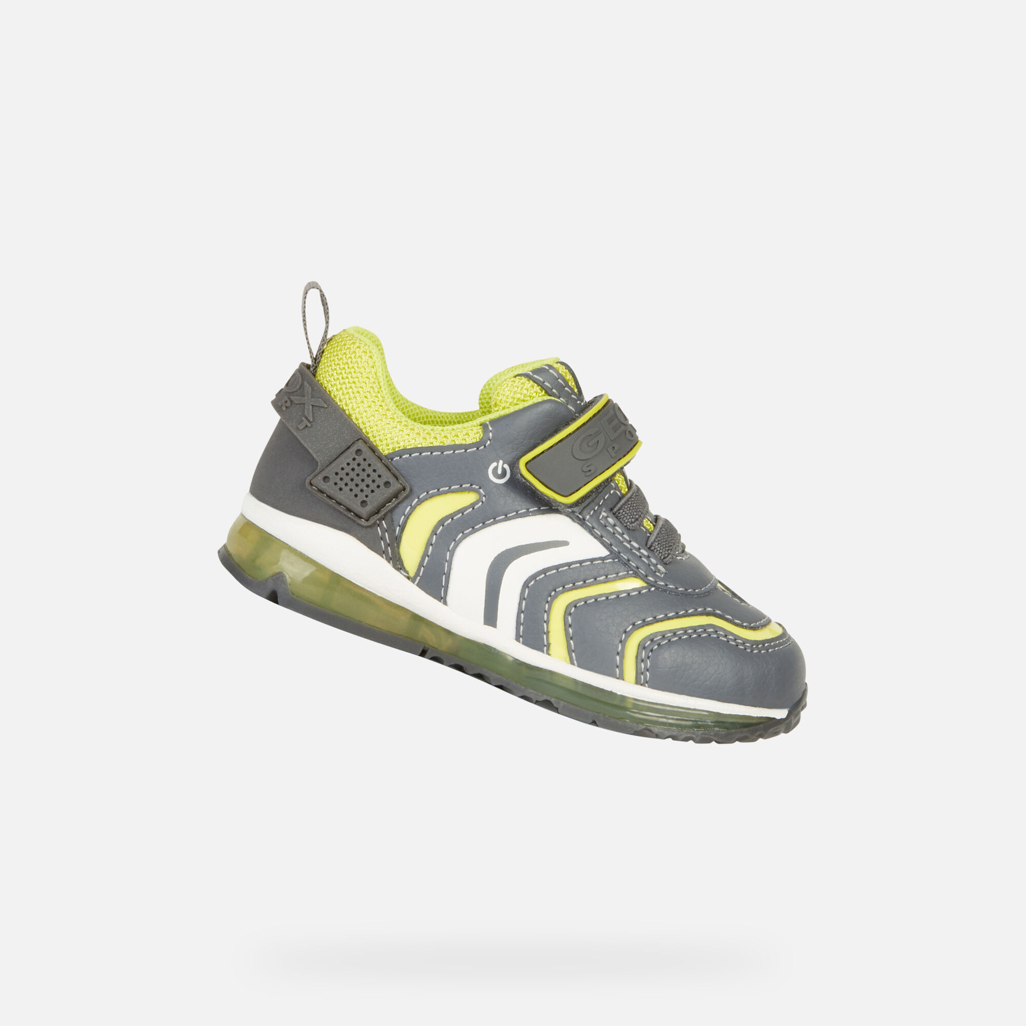Chaussures Détente Homme Geox strada u4224c kaki 6925901