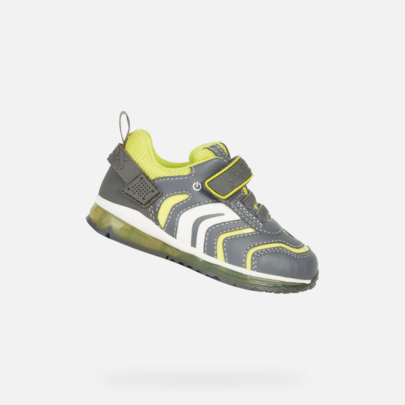 LIGHT-UP SHOES BABY GEOX TODO BABY BOY - 1