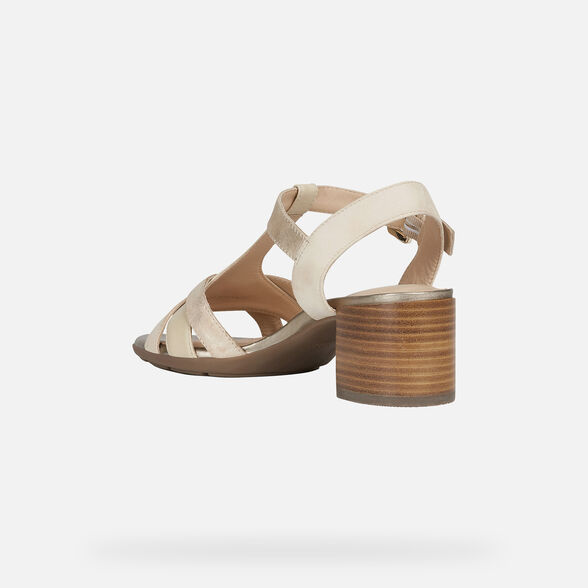 WOMAN SANDALS GEOX MARYKARMEN WOMAN - 4