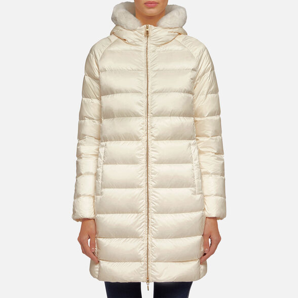 DOWN JACKETS WOMAN GEOX BLENDA WOMAN - 2