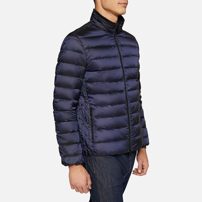 DOWN JACKETS MAN GEOX DERECK MAN