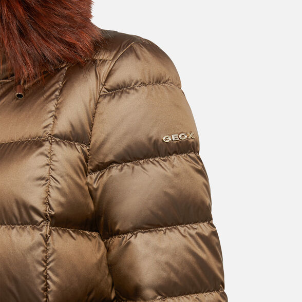 WOMAN DOWN JACKETS GEOX BLENDA WOMAN - 8