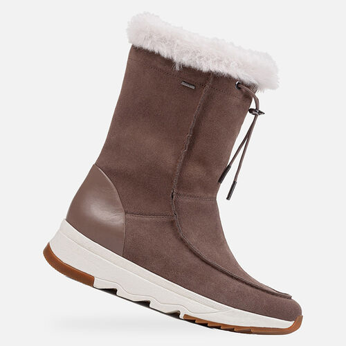 BOOTS WOMAN GEOX FALENA ABX WOMAN - null