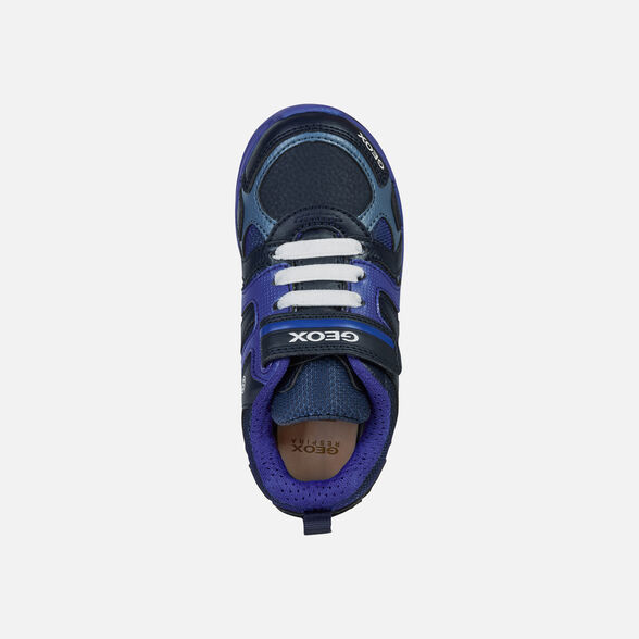 LIGHT-UP SHOES BOY GEOX DAKIN BOY - 6