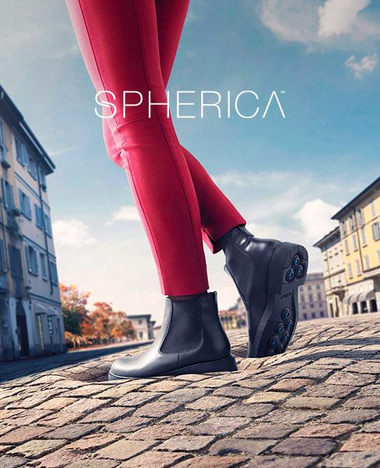 Spherica woman